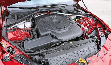 Alfa Romeo Giulia, Motor