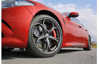 Alfa Romeo Giulia QV, Rad, Felge