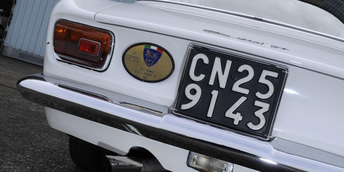 Alfa Romeo Giulia Sprint GT