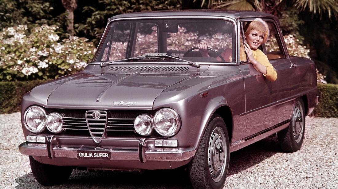 Alfa Romeo Giulia Super 1965
