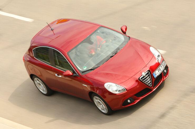 Alfa Romeo Giulietta 2.0 JDTM 16V Turismo