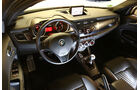 Alfa Romeo Giulietta, Cockpit, Lenkrad