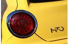 Alfa Romeo Mito TCT, Rücklicht