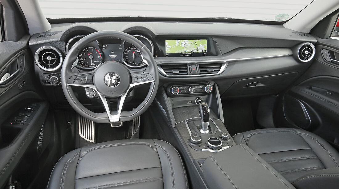 Alfa Romeo Stelvio 2.0 Turbo Q4 Interieur