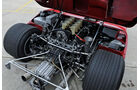 Alfa Romeo T33/3, Radaufhängung