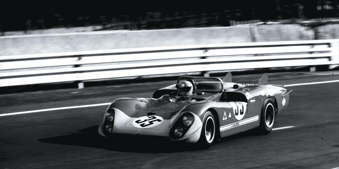 Alfa Romeo T33/3, Rennszene