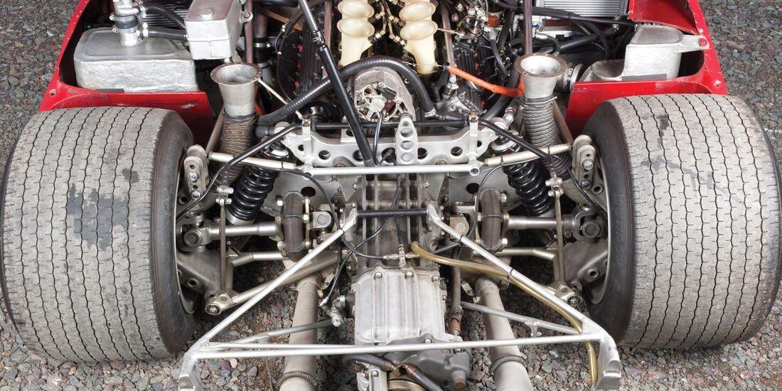 Alfa Romeo Tipo 33/3 Sports Racer RM Auctions Monaco 2012