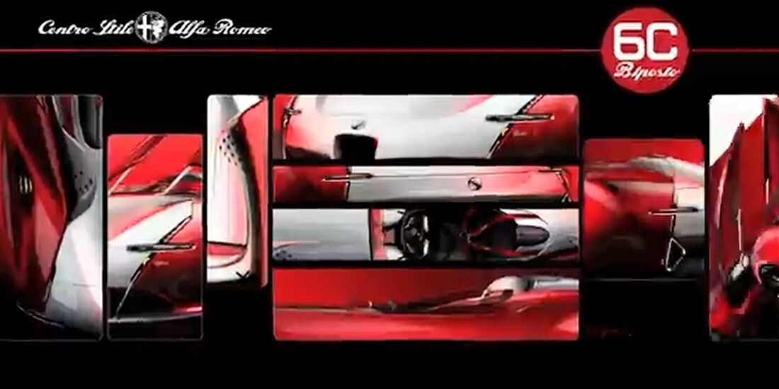 Alfa Romeo Vision Gran Turismo