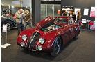 Alfa Romeo bei der Auto e Moto d'Epoca Padua 2011