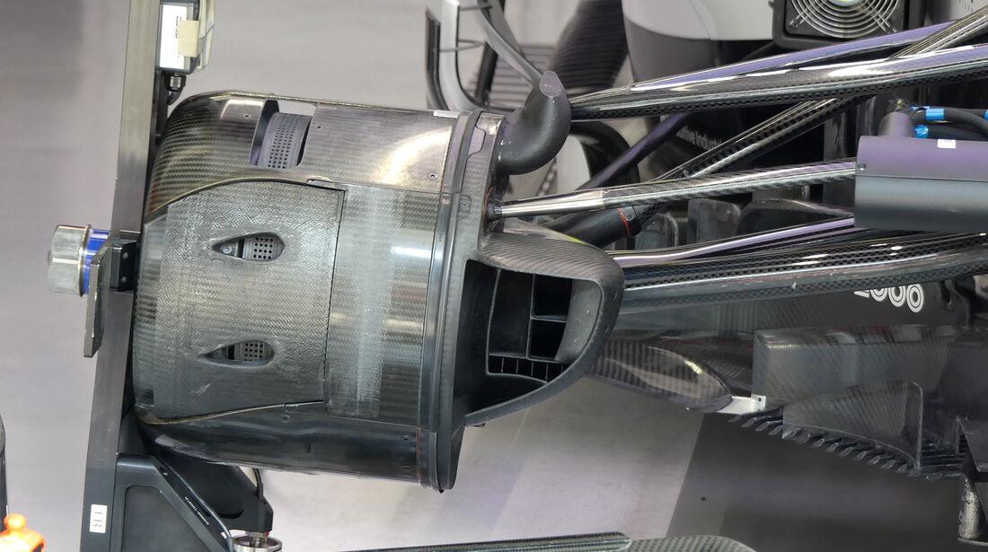Alfa-Sauber - GP China - Shanghai - Formel 1 - Freitag - 12.4.2019