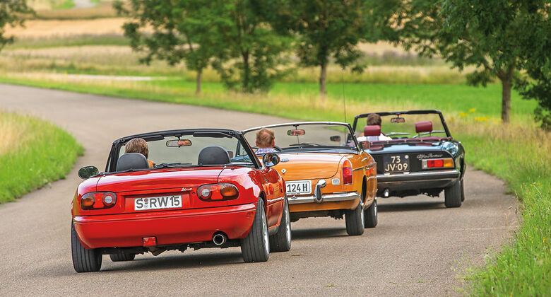Mazda Mx 5 Typ Na Auto Motor Und Sport