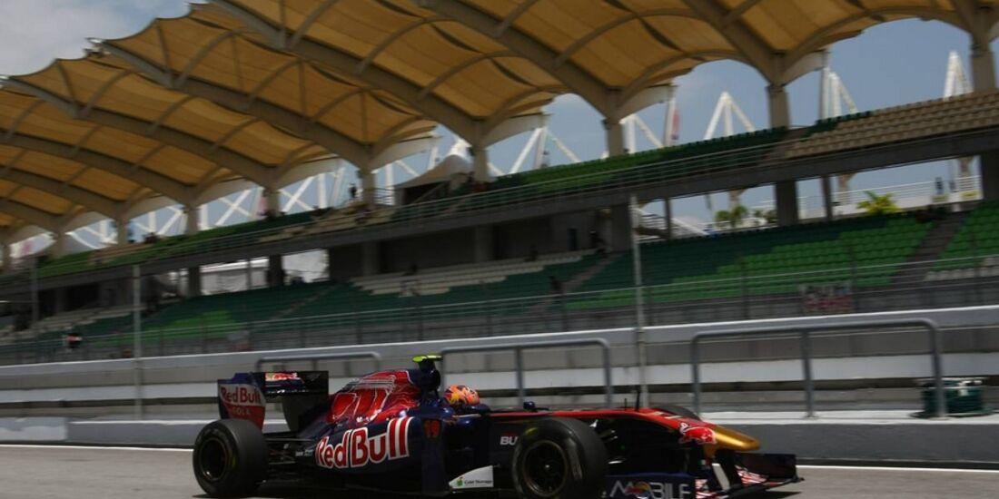 Alguersuari GP Malaysia 2011 Formel 1