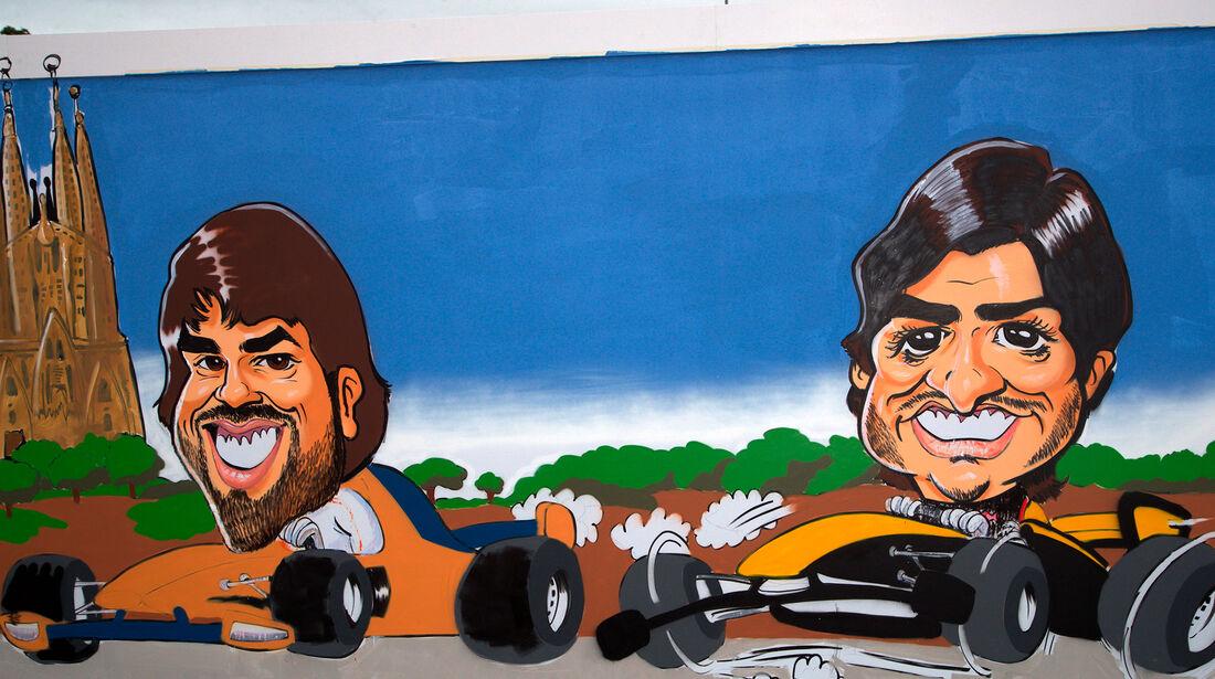 Alonso & Sainz - GP Spanien 2018
