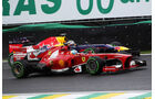 Alonso vs. Vettel - Formel 1 - GP Brasilien - 22. November 2013