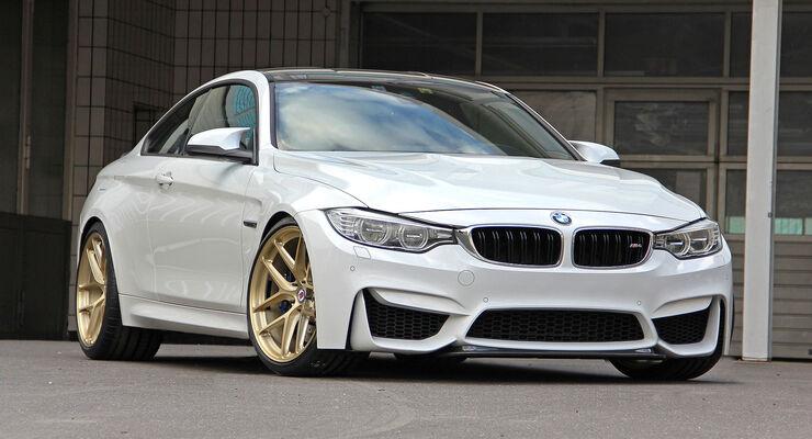 Alpha-N Performance BMW M4 CRT