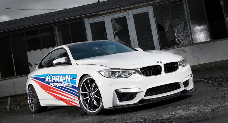 Alpha N Performance Macht Bmw M4 Zum Tracktool Auto Motor Und Sport