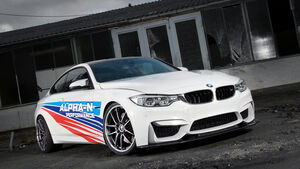 Alpha-N Performance-BMW M4 RS F82, Tuning, Tracktool