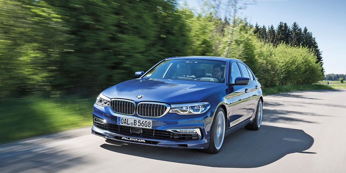 Alpina B5 Biturbo - Serie - Limousinen ueber 100000 Euro - sport auto Award 2019