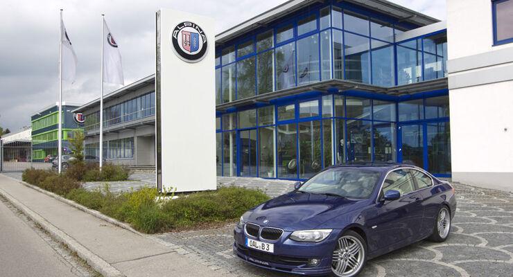 Alpina Kleinserien-Hersteller Alpina B3 S Biturbo