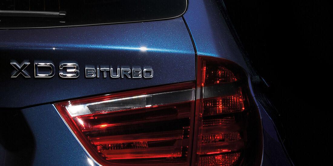 Alpina Modelle, XD3 Biturbo
