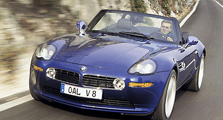 Alpina V8 Roadster, 2002, Z8