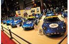 Alpine-Sonderschau auf der Retromobile Paris 2014