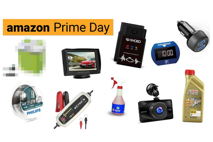 amazon prime day 2018 die besten deals f r autofahrer auto motor und sport. Black Bedroom Furniture Sets. Home Design Ideas