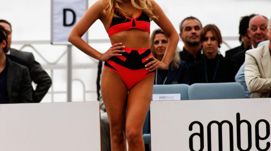 Amber Lounge Fashion Show - GP Monaco 2012