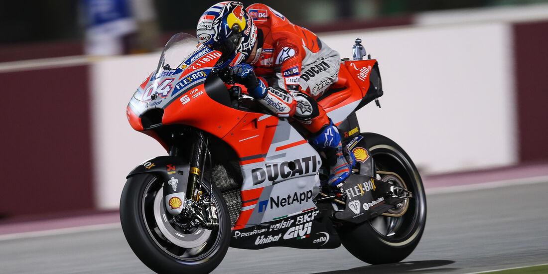 Andrea Dovizioso - MotoGP - Qatar 2018