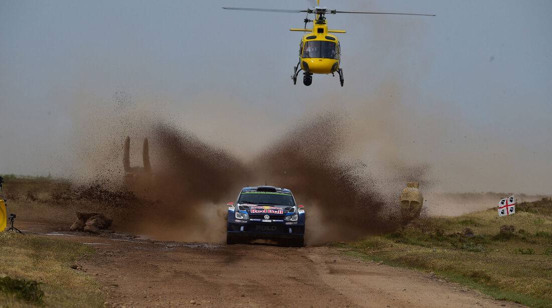 Andreas Mikkelsen - VW - Rallye Sardinien - WRC