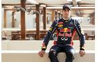 Antonio Felix da Costa Red Bull Young Driver Test Abu Dhabi 2012