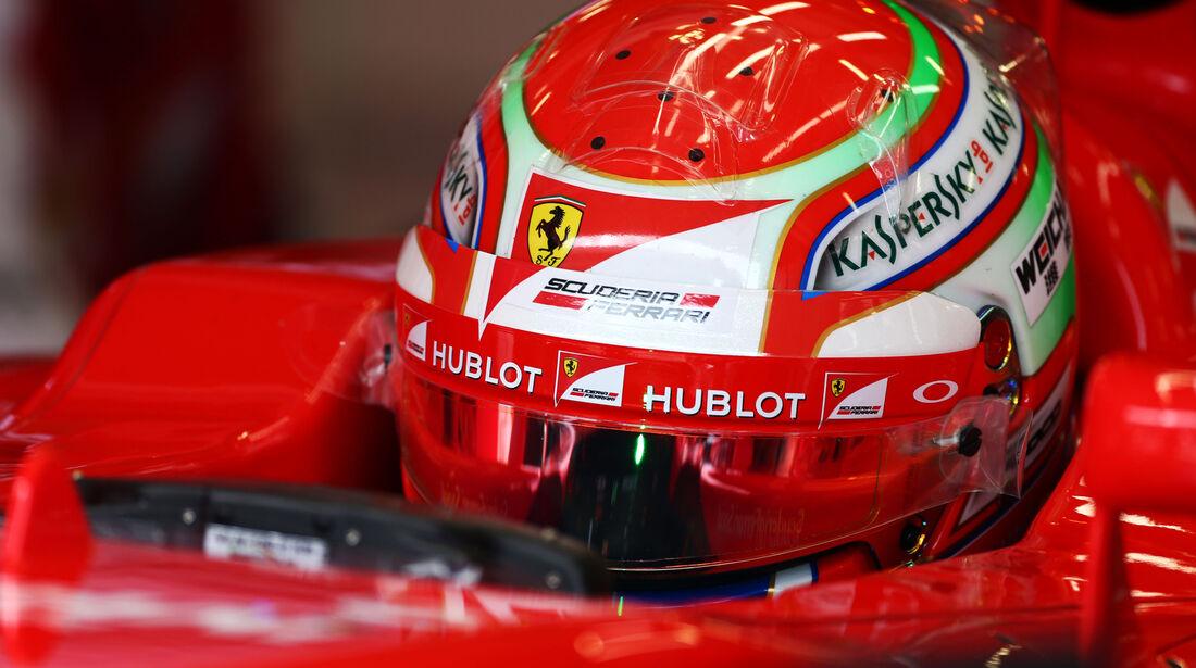 Antonio Fuoco - Ferrari - Formel 1 - Test - Spielberg - 23. Juni 2015