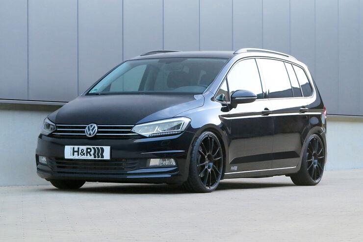 Anzeige, H&R VW Touran