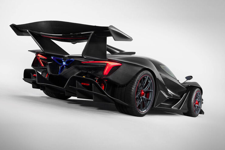 neues apollo hypercar weltpremiere des intensa emozione auto motor und sport. Black Bedroom Furniture Sets. Home Design Ideas