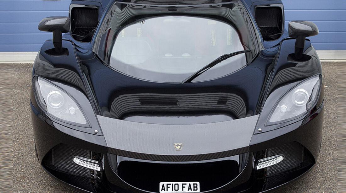 Arash AF-10, Supersportwagen