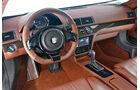 Artega GT, Cockpit