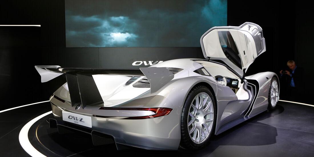 Aspark Owl Elektro Sportwagen Schnellster Sprinter Der Welt Auto