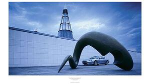Aston Martin Art Calendar 2009