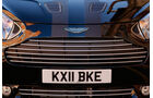 Aston Martin Cygnet, Kühlergrill