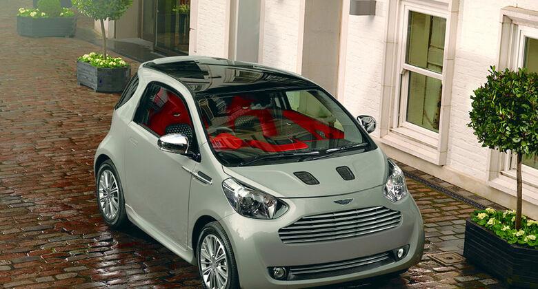 aston martin cygnet news auto motor und sport. Black Bedroom Furniture Sets. Home Design Ideas