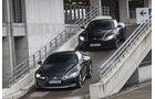 Aston Martin DB 11, Lexus LC 500