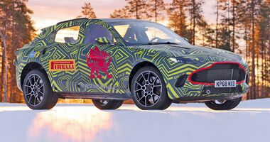 Aston Martin DB X 2019