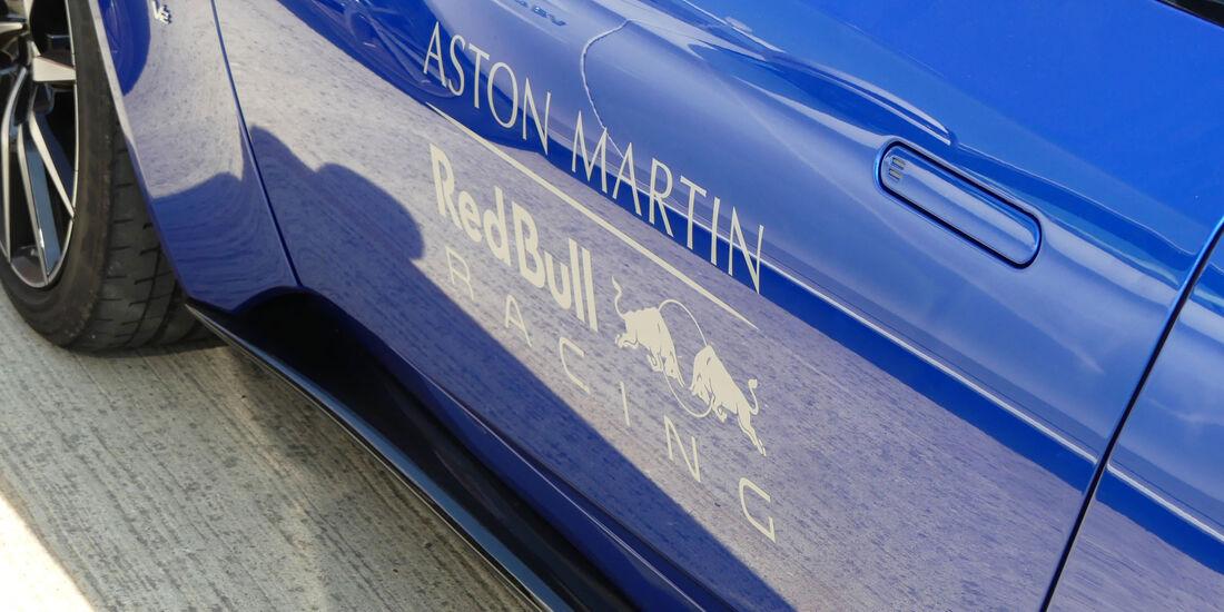 Aston Martin DB11 - Fahrerautos - GP England 2018 - Silverstone