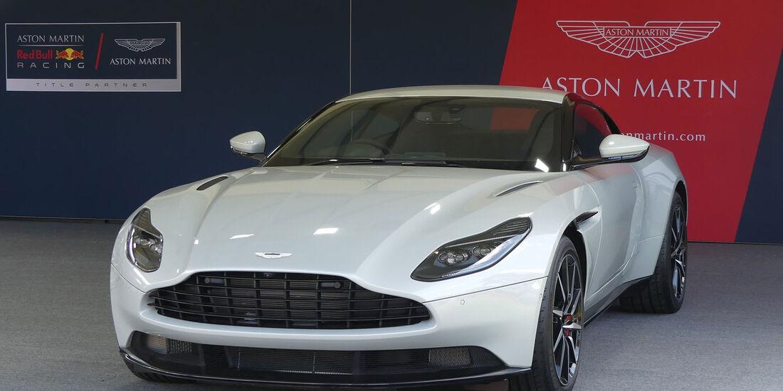 Aston Martin DB11 - GP Australien 2018 - Melbourne - Albert Park - Mittwoch - 21.3.2018