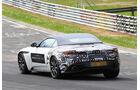 Aston Martin DB11 Volante Erlkönig