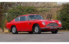 Aston Martin DB6 Vantage Sports Saloon