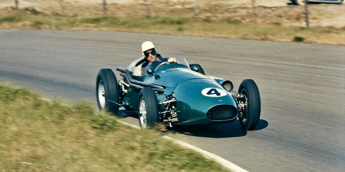 Aston Martin DBR4/250 - Roy Salvaddori - GP Niederlande 1959
