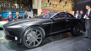 Aston Martin DBX - Studie - SUV - Genfer Autosalon 2015