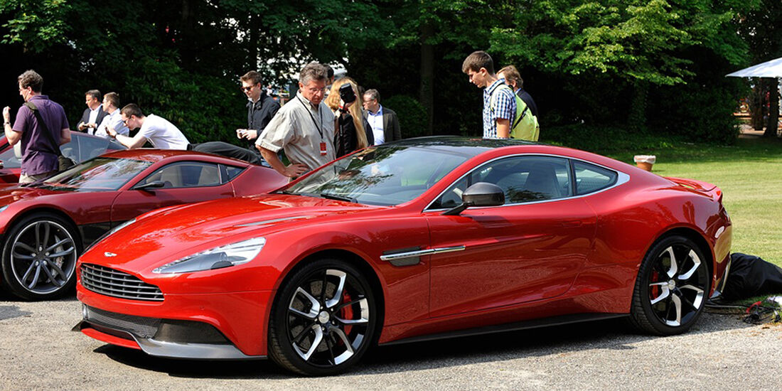 Aston Martin Project AM310