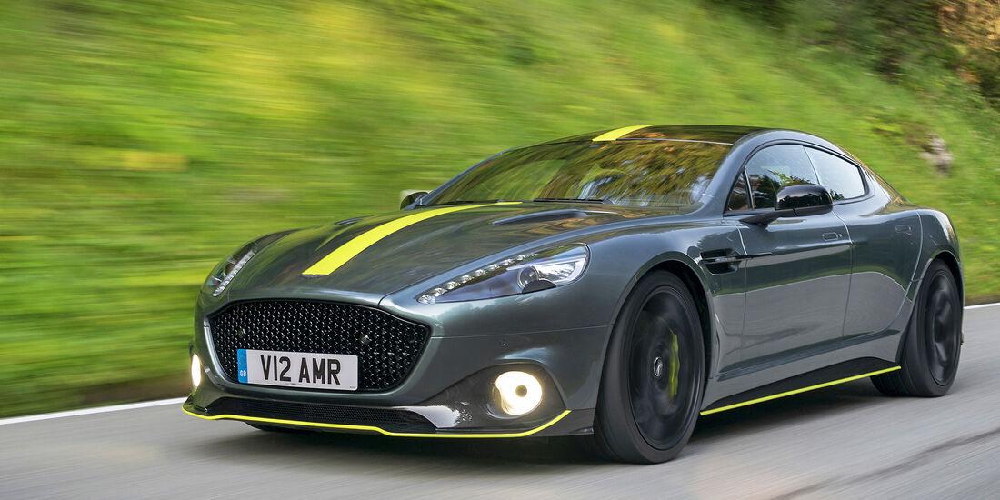 Aston Martin Rapide AMR - Serie - Limousinen ueber 100000 Euro - sport auto Award 2019